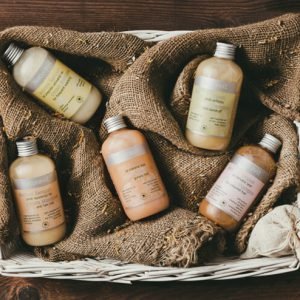 Shampoos and care